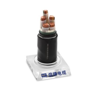 铜芯交联聚乙烯绝缘铠装电力电缆